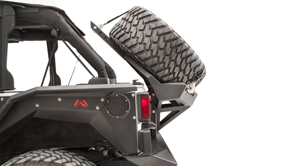 medium resolution of slant back tire carrier jeep jk