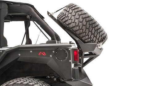 small resolution of slant back tire carrier jeep jk