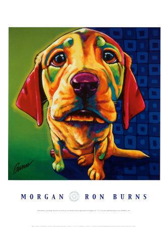 Morgan by Ron Burns
