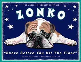 Zonko Sleep Aid by Krista Brooks