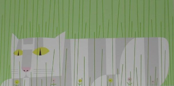 Spring Creeper by Edie Harper