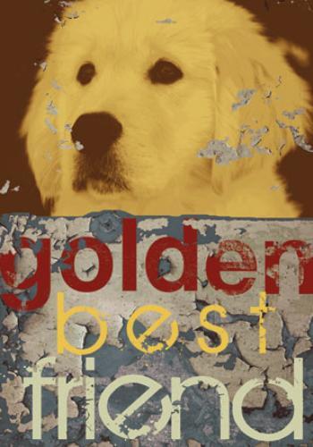 Golden Best Friend by M. J. Lew