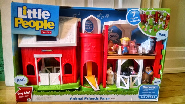 Fisher-Price Little People: Timeless Classics {Giveaway}