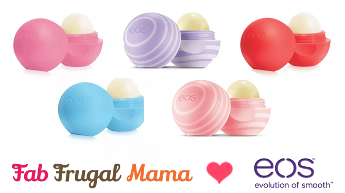 Mama's Must-Haves: eos For Lips & Hands