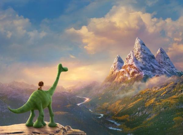 TheGoodDinosaur - adventure