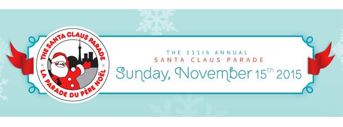 Who's Ready For The Toronto #SantaClausParade?