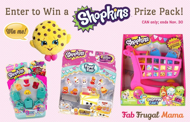 The Shopping Fun Never Ends With Shopkins {Review & #Giveaway}