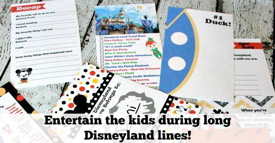Unofficial Disneyland Activity Book