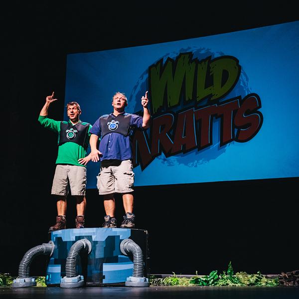 Wild Kratts Live presale