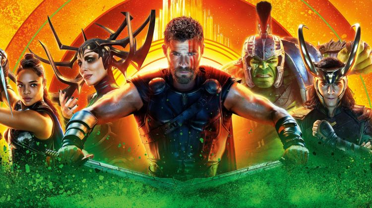 The Perfect Date Movie: Thor Ragnarok