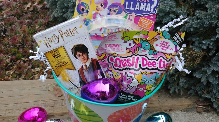 Non-Candy Easter Basket Ideas: We've Got You Covered!