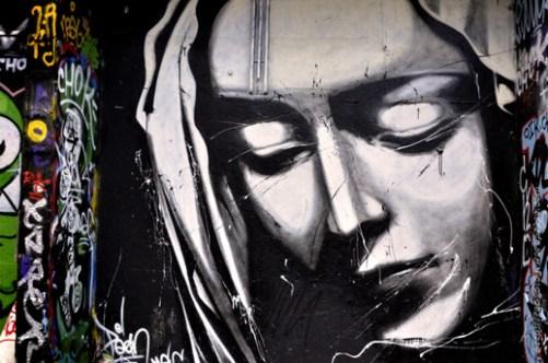 Graff - La Rochelle (17) - novembre 2011