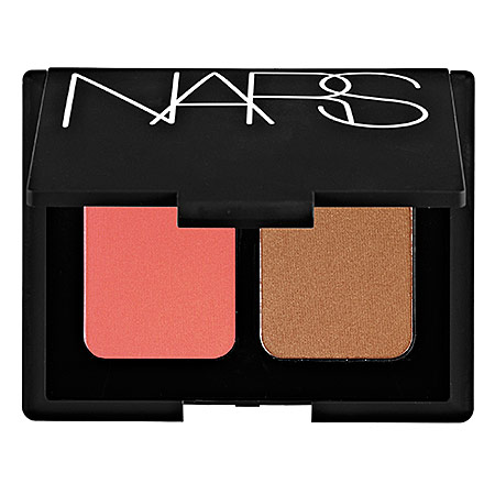 Blush and Bronzer Compact