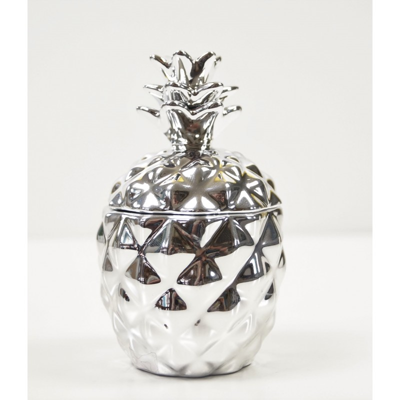 Candle Holder Silver Color