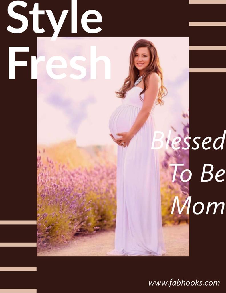 Maternity Dress for baby Shower