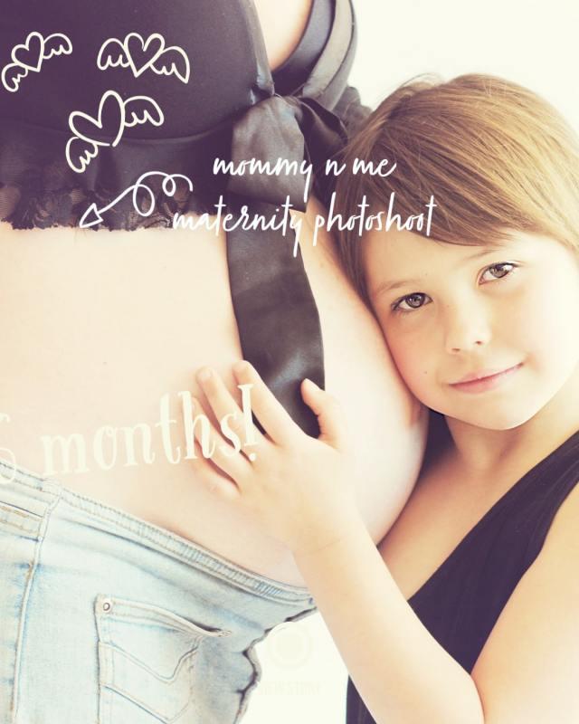 Discounts on Maternity photoshoots