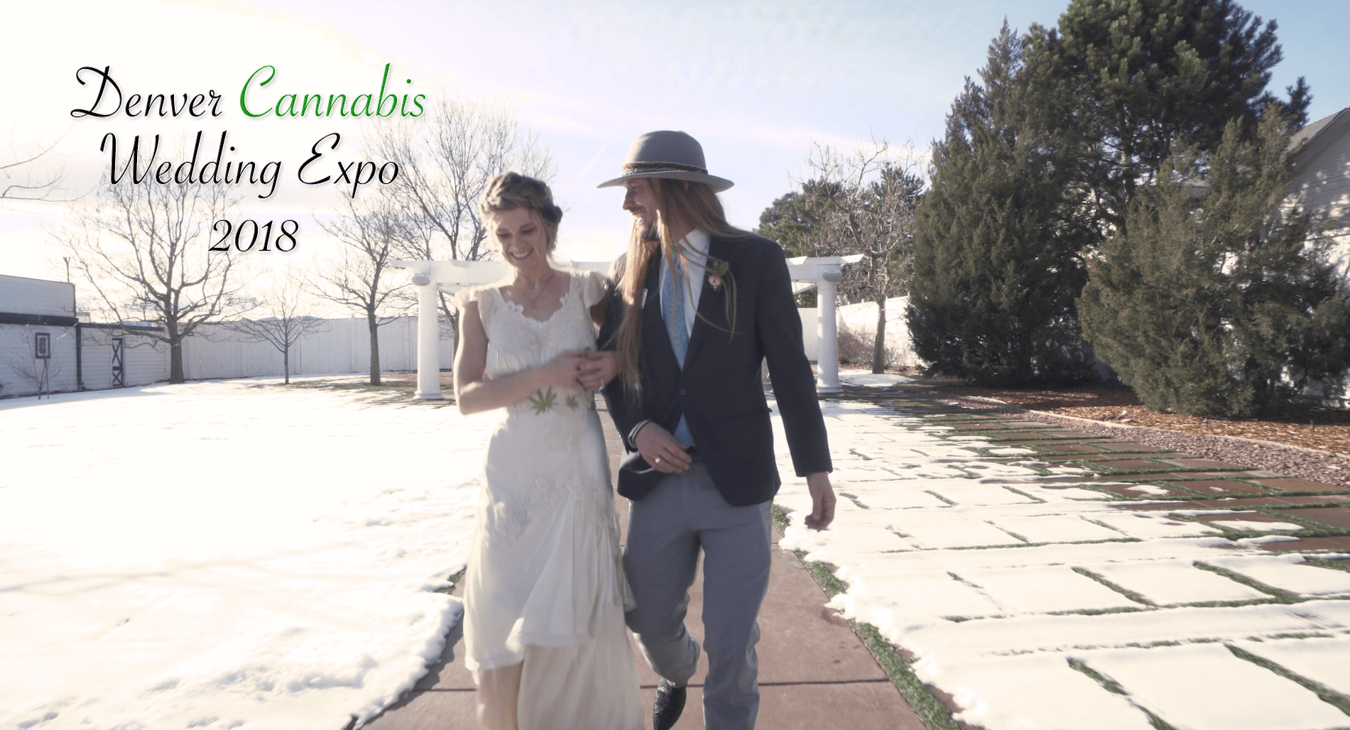 cannabis wedding expo denver