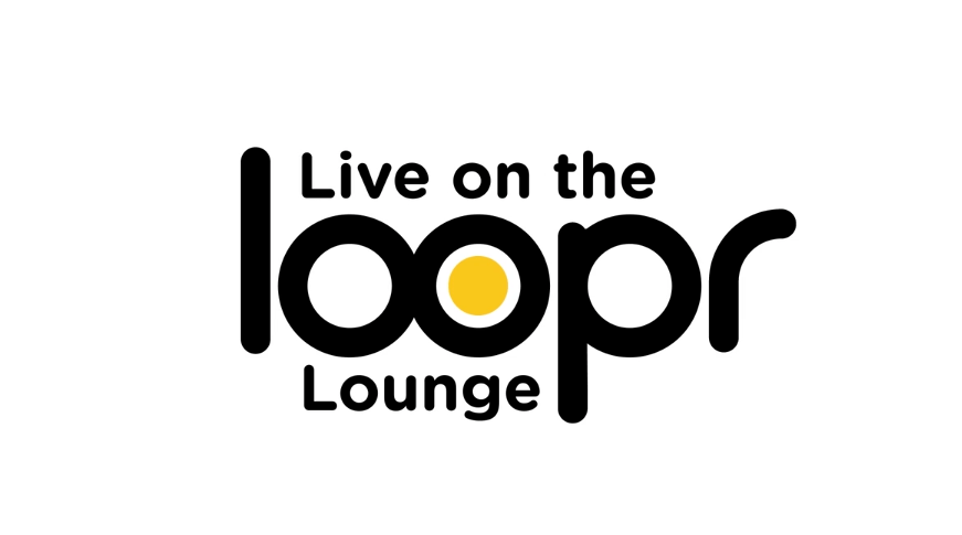 live on the loopr lounge