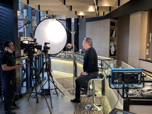 john atencio behind the scenes