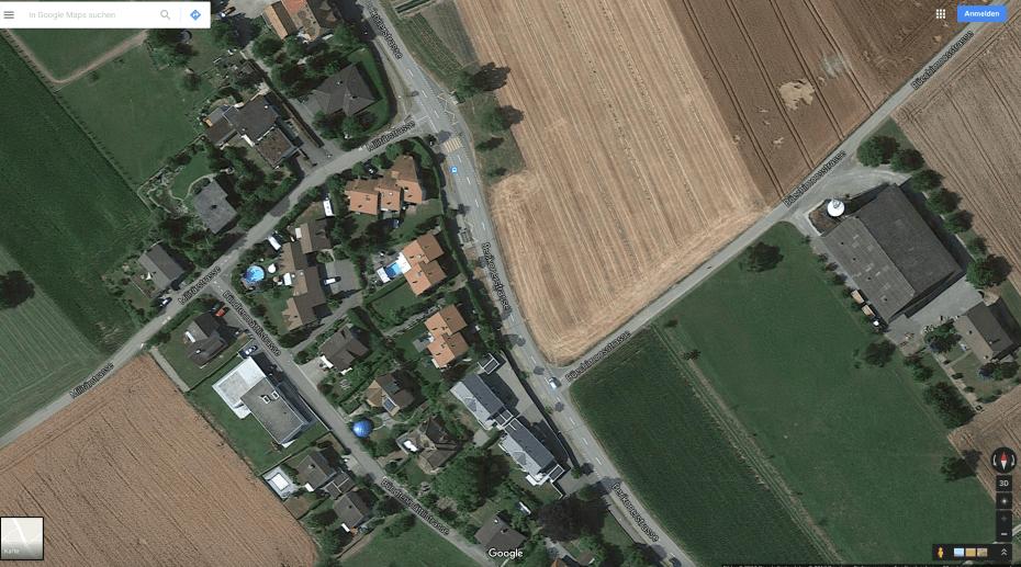 GoogleMaps Oberwil