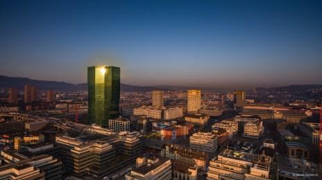 PrimeTower Zurich