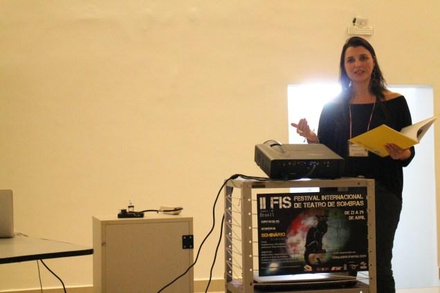 Abertura do I Seminário sobre Teatro de Sombras - Foto Thiago Bresani