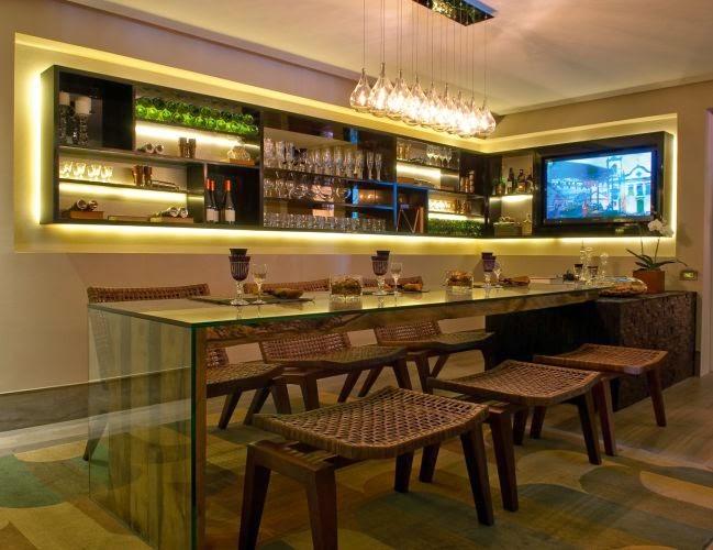 Como montar um bar charmoso em casa  Fabiana Scaranzi