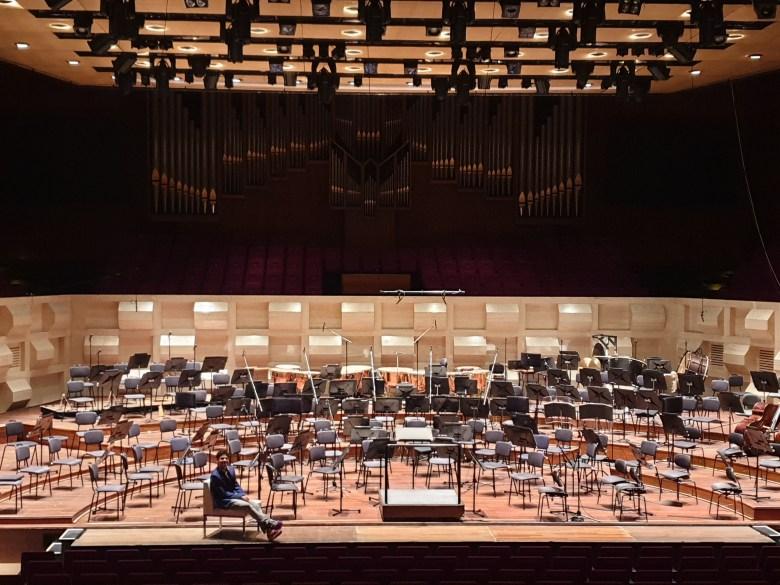 het Rotterdams Philharmonic orkest