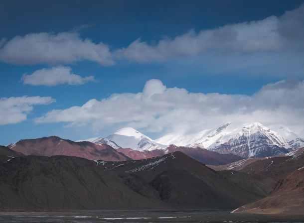 Pamirs Tadjikistan