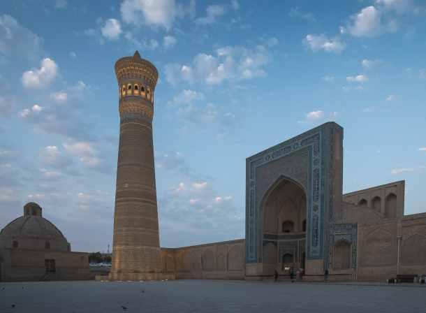 Poi Kalon Bukhara