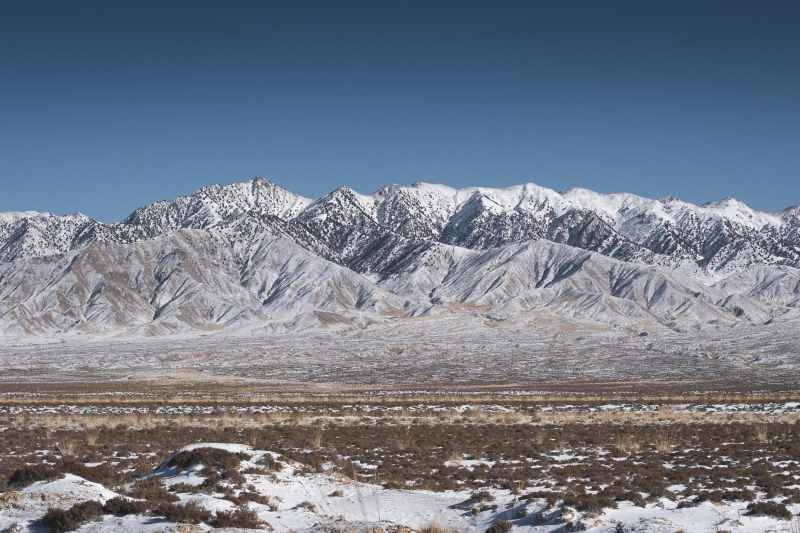 tibetan plateau mountainrange