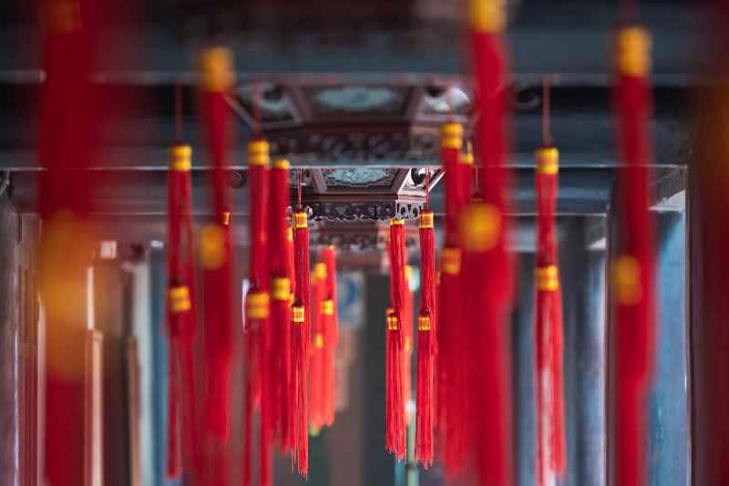 Wenshu yuan temple chengdu