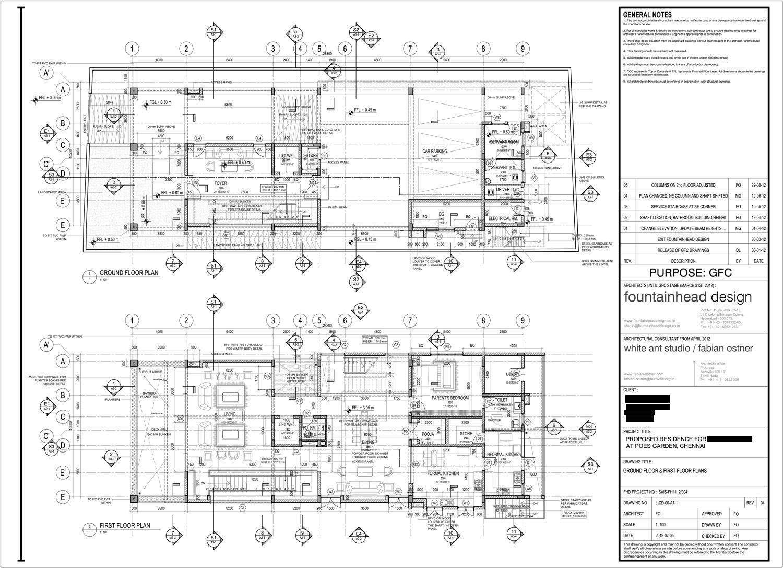 Construction Drawingsdenenasvalencia