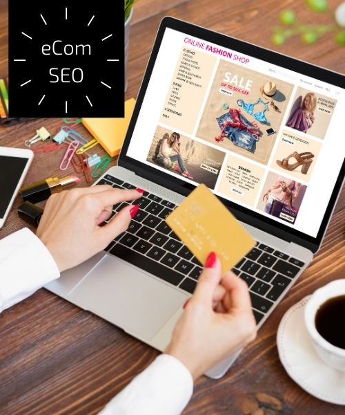 ecommerce seo service, plans and packages