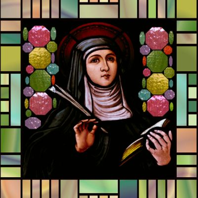 Blessed Day of Saint Gertrude of Nivelles