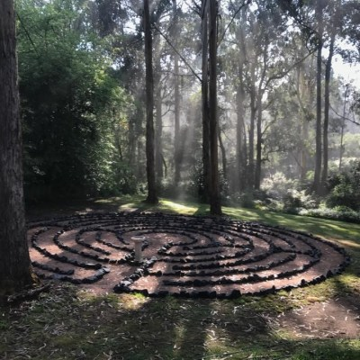Rosie's Retreat & Labyrinth