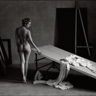 La femme nue sublimée