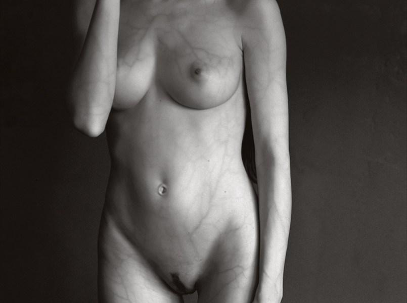 Ma vraie essence – projet de nu en infrarouge et dia