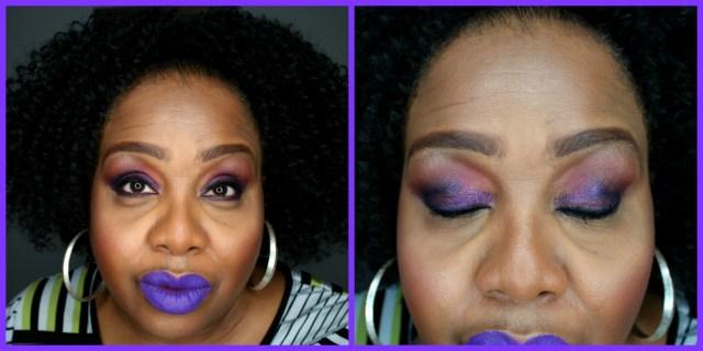 Purplized - In a Purple mood.