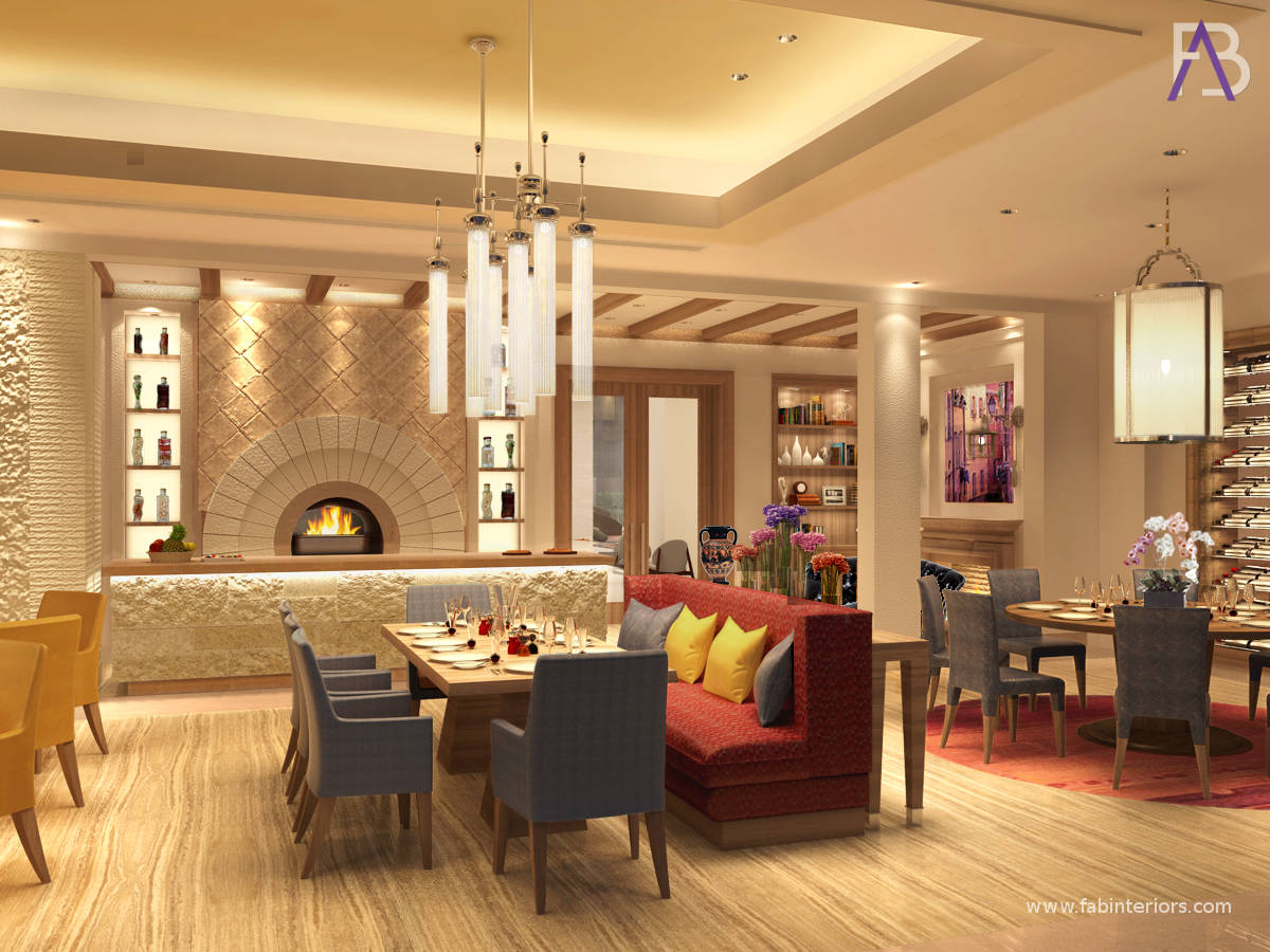 Interior Designers of Le Meridien Gurugram