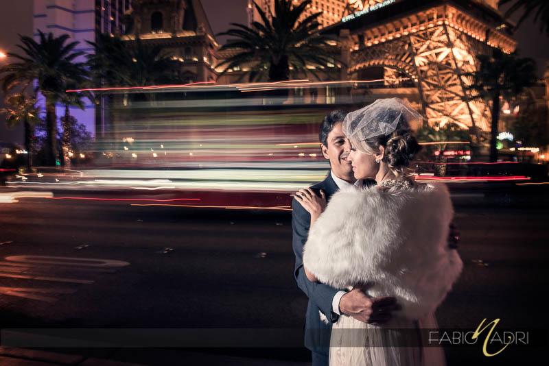 Las Vegas Strip Photo Session  Edna  Oscar