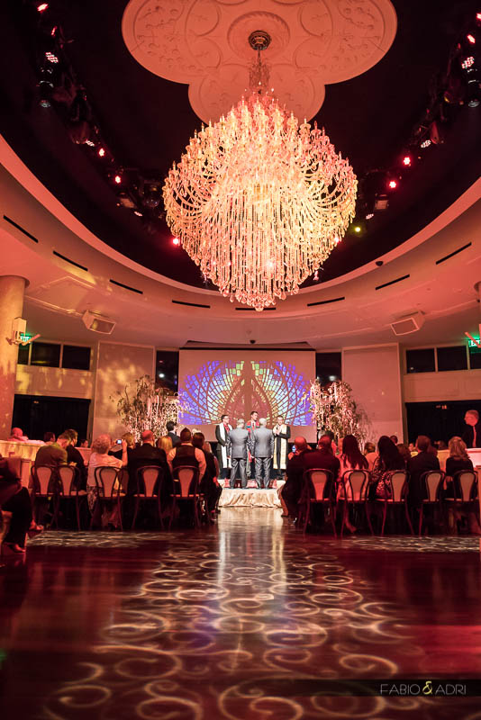 Havana Room  Beach Club Wedding at Tropicana  Freddie  Greg
