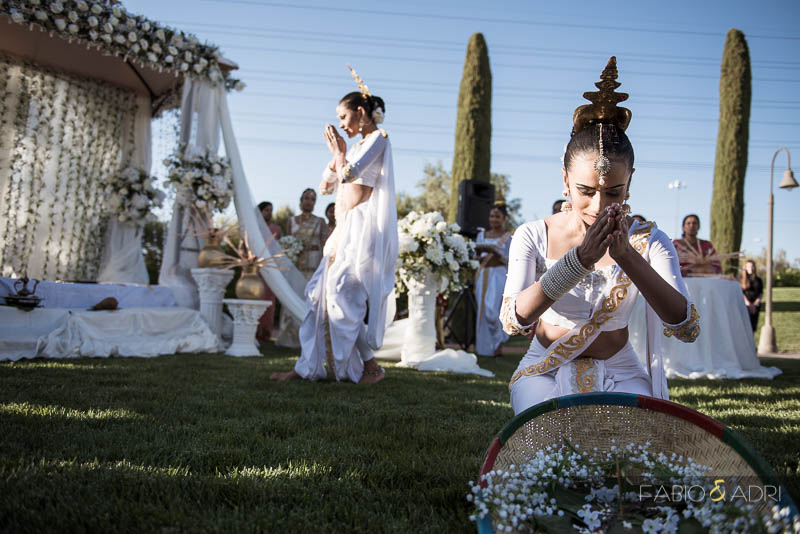 Sri Lankan Wedding At Green Valley Ranch Resort Randhi