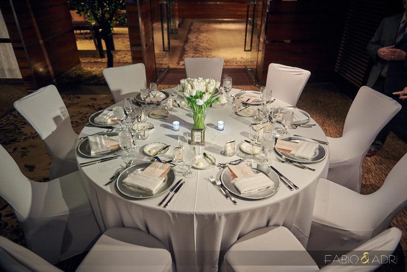 The M Resort Wedding  Dana  Rob