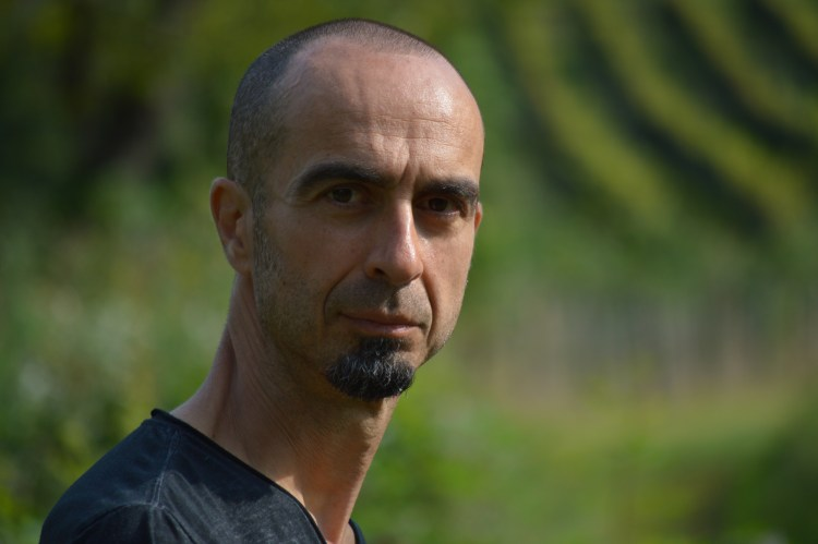 Fabio Andina scrittore, écrivain, Schriftsteller, writer.