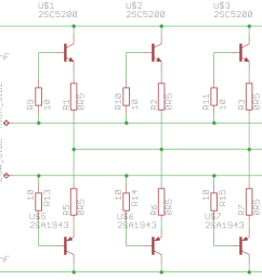 out pwr st sch 2sc5200 2sa1943 output power stage out pwr st sch amplifiers 2sc5200 circuit diagram [ 1660 x 955 Pixel ]