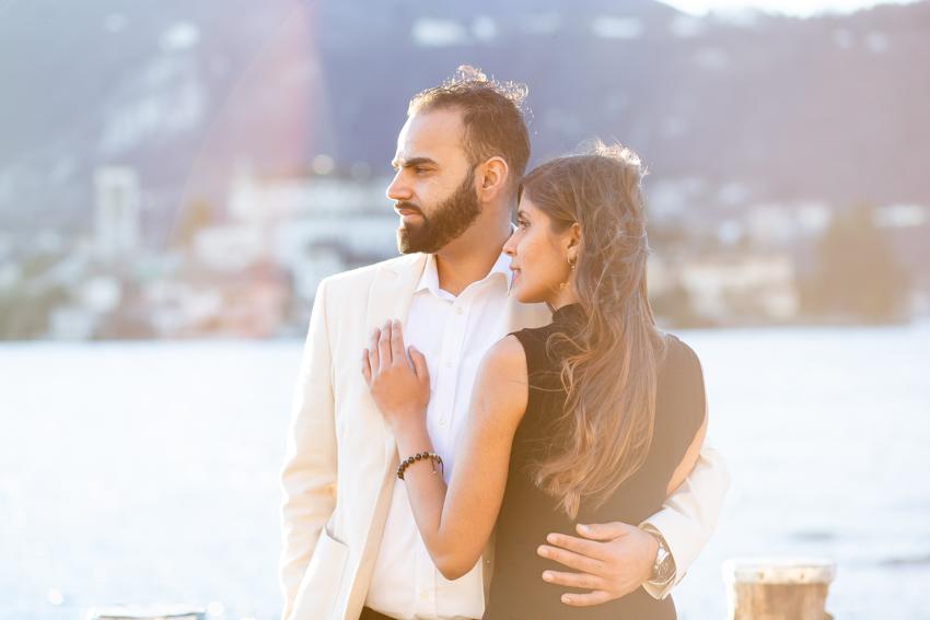 foto servizio fotografico di coppia