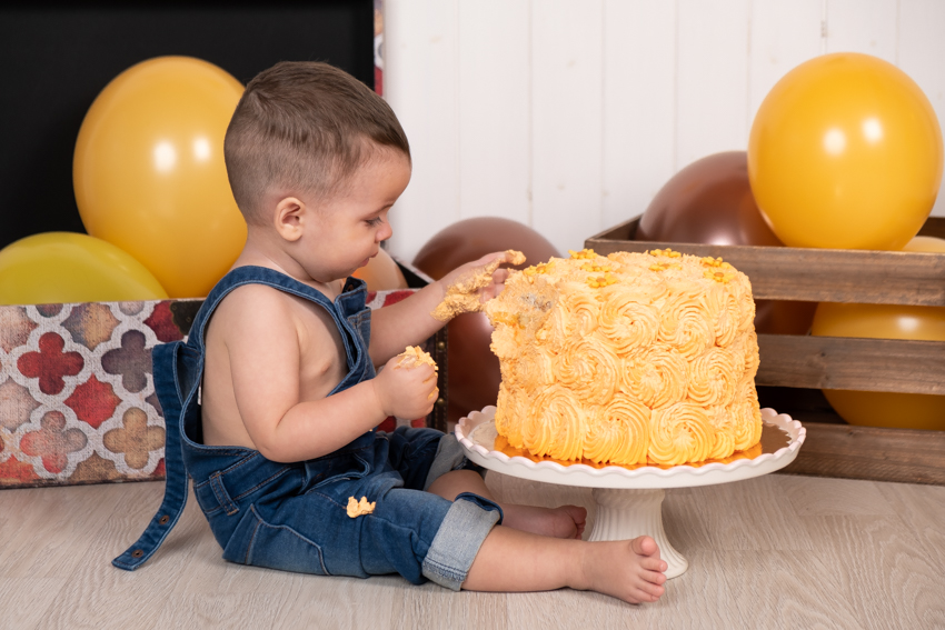 Servizio fotografico Smash Cake Novara