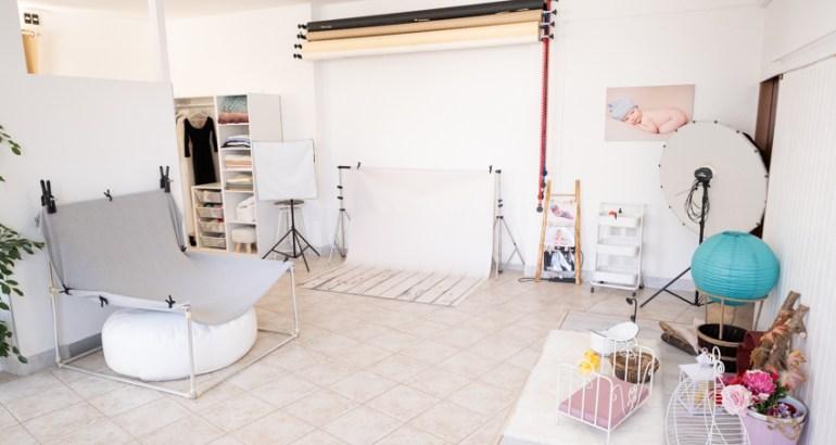 Studio fotografico a Cameri (Novara)