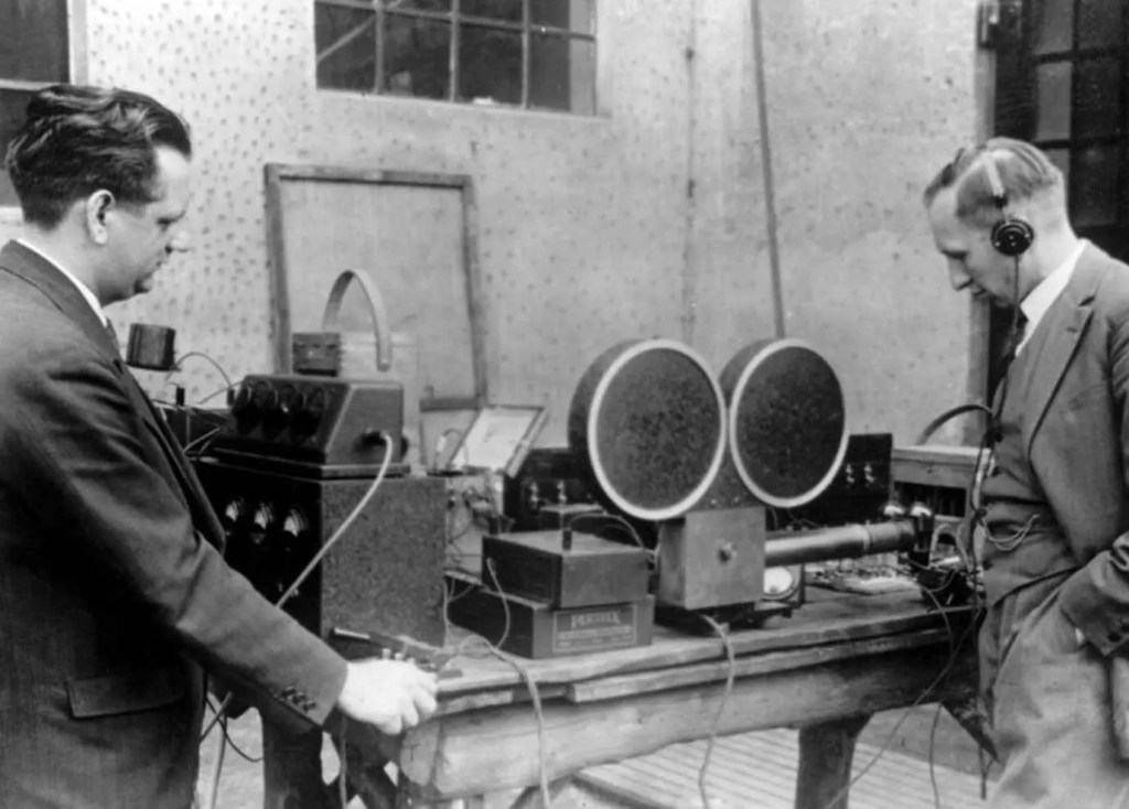 george neumann - microfono a condensatore
